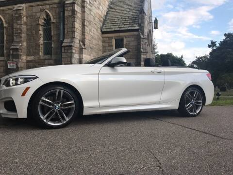 2018 BMW 2 Series for sale at Reynolds Auto Sales in Wakefield MA