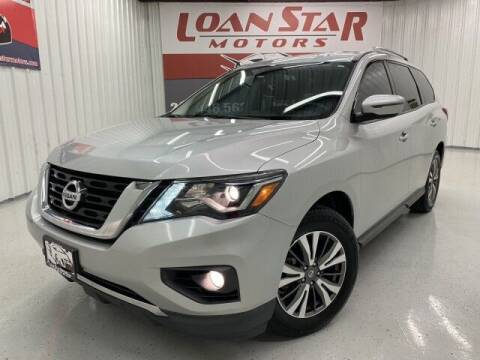 2017 Nissan Pathfinder for sale at Loan Star Motors in Humble TX