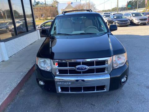 2011 Ford Escape for sale at J Franklin Auto Sales in Macon GA