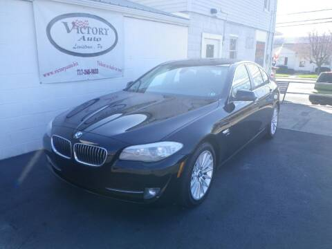 2011 BMW 5 Series for sale at VICTORY AUTO in Lewistown PA