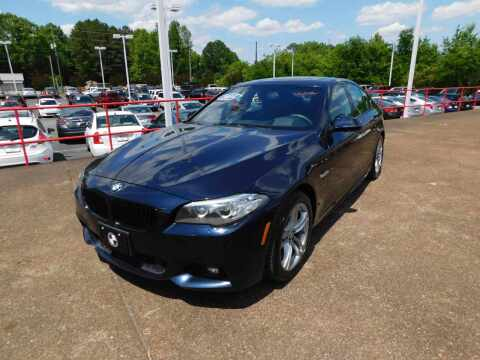 2014 BMW 5 Series for sale at Paniagua Auto Mall in Dalton GA