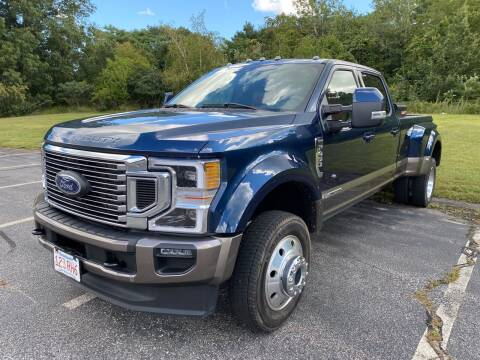 2020 Ford F-450 Super Duty for sale at Padula Auto Sales in Braintree MA