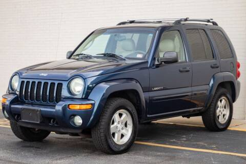 2004 Jeep Liberty for sale at Carland Auto Sales INC. in Portsmouth VA