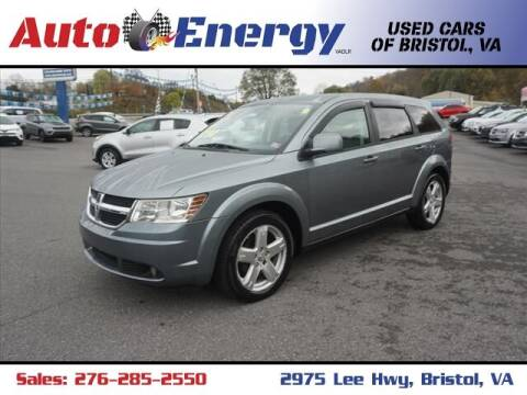 2009 Dodge Journey for sale at Auto Energy-Bristol in Bristol VA