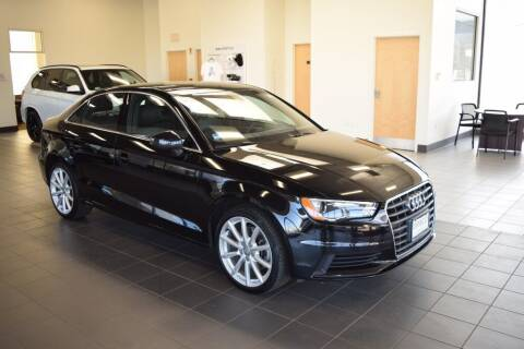2015 Audi A3 for sale at BMW OF NEWPORT in Middletown RI