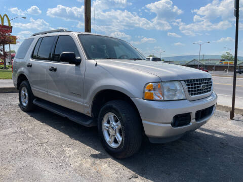 2005 Ford Explorer for sale at Rine's Auto Sales in Mifflinburg PA