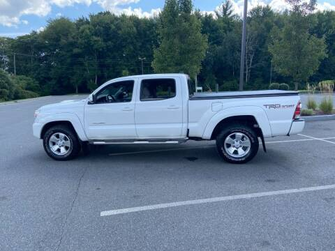 2015 Toyota Tacoma for sale at Chris Auto South in Agawam MA