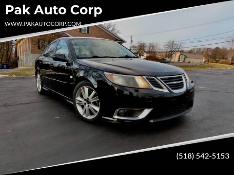 2008 Saab 9-3 for sale at Pak Auto Corp in Schenectady NY