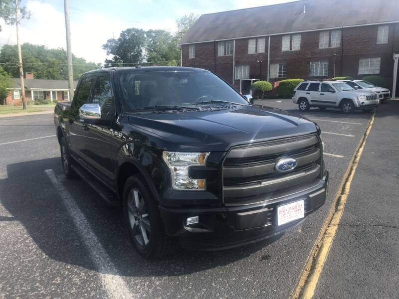 2016 Ford F-150 for sale at DEALS ON WHEELS in Moulton AL