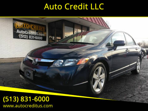 2006 Honda Civic for sale at Auto Credit LLC in Milford OH