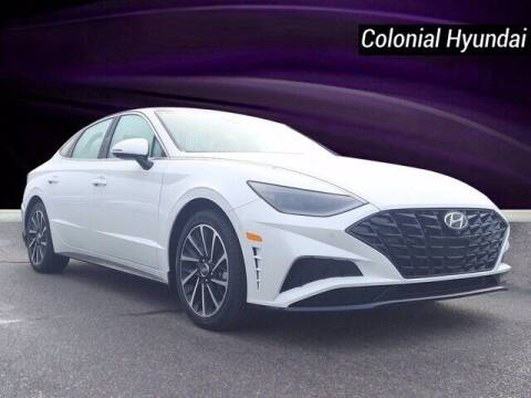 2021 Hyundai Sonata for sale at Colonial Hyundai in Downingtown PA