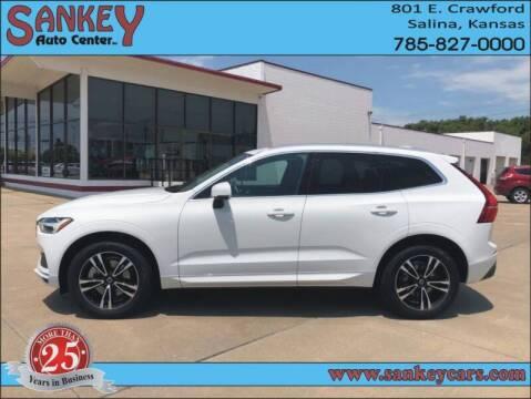 2020 Volvo XC60 for sale at Sankey Auto Center, Inc in Salina KS
