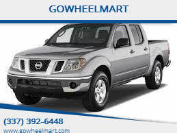 2011 Nissan Frontier for sale at GOWHEELMART in Leesville LA