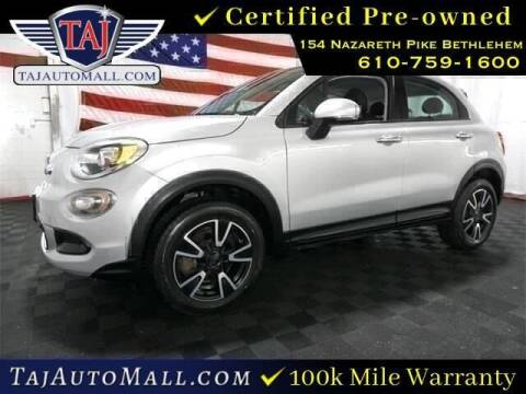 2017 FIAT 500X for sale at STAR AUTO MALL 512 in Bethlehem PA