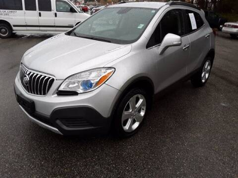 2016 Buick Encore for sale at Strosnider Chevrolet in Hopewell VA