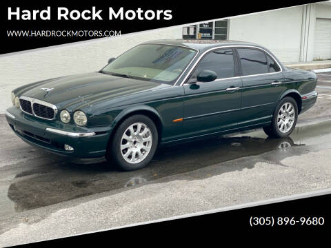2004 Jaguar XJ for sale at Hard Rock Motors in Hollywood FL