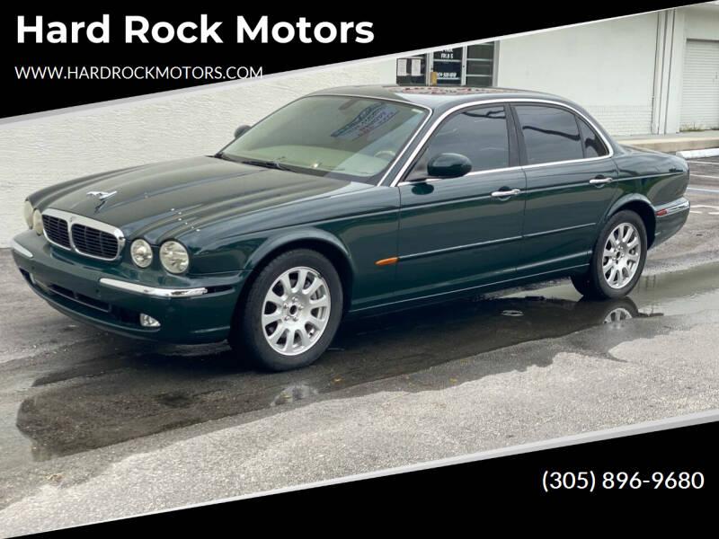 2004 Jaguar XJ for sale at Hard Rock Motors in Hollywood FL