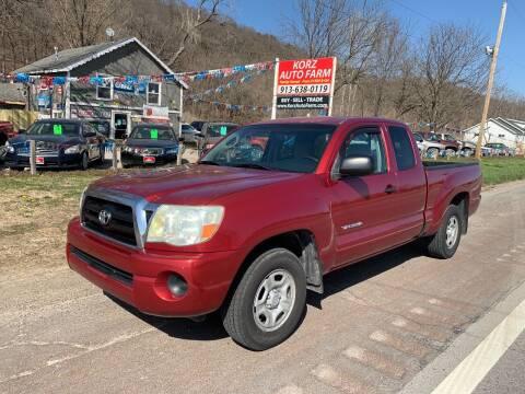 2008 Toyota Tacoma for sale at Korz Auto Farm in Kansas City KS