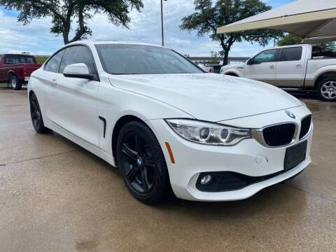 2014 BMW 4 Series for sale at Thornhill Motor Company in Hudson Oaks, TX
