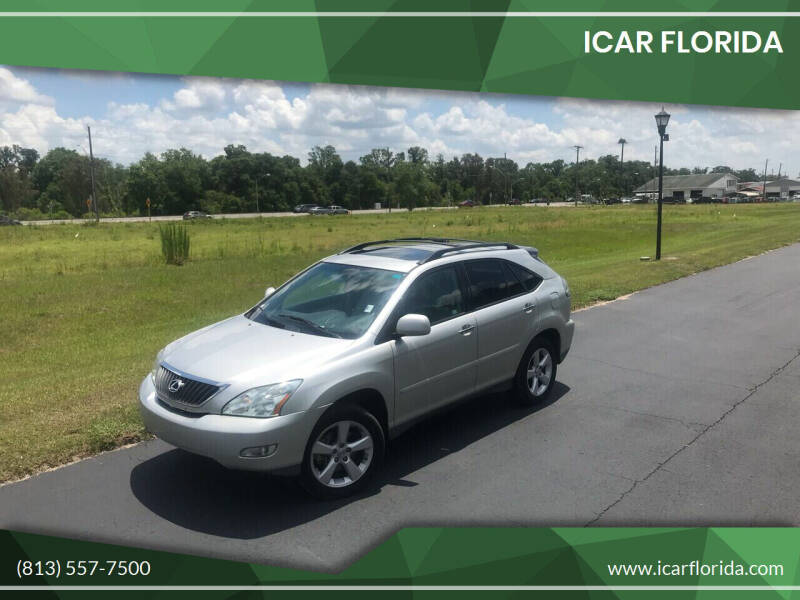 2008 Lexus RX 350 for sale at ICar Florida in Lutz FL