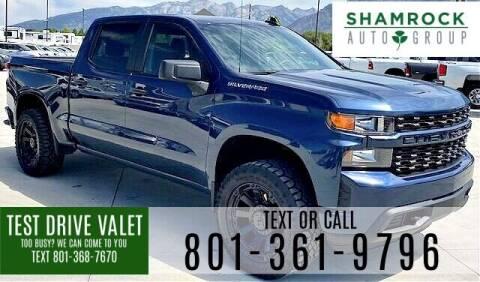 2019 Chevrolet Silverado 1500 for sale at Shamrock Group LLC #1 in Pleasant Grove UT