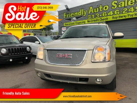 2007 GMC Yukon for sale at Friendly Auto Sales in Detroit MI