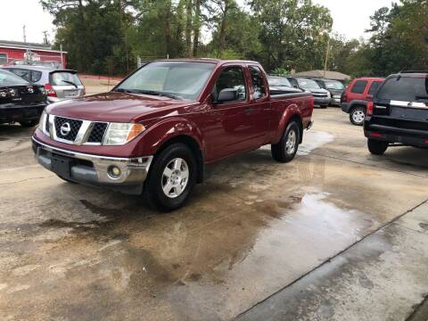 2006 Nissan Frontier for sale at Baton Rouge Auto Sales in Baton Rouge LA
