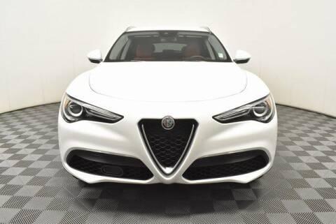 2020 Alfa Romeo Stelvio for sale at Southern Auto Solutions-Jim Ellis Maserati in Marietta GA