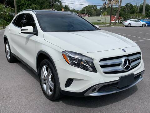 2017 Mercedes-Benz GLA for sale at Consumer Auto Credit in Tampa FL