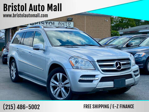 2012 Mercedes-Benz GL-Class for sale at Bristol Auto Mall in Levittown PA