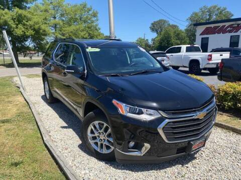 2020 Chevrolet Traverse for sale at Beach Auto Brokers in Norfolk VA