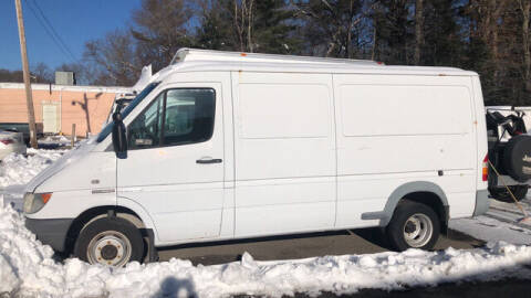 2004 Dodge Sprinter Cargo for sale at Auto Towne in Abington MA
