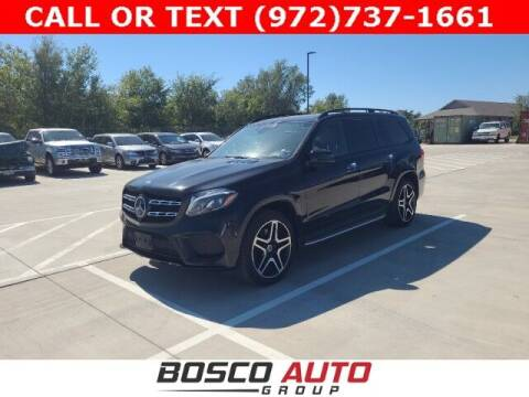 2019 Mercedes-Benz GLS for sale at Bosco Auto Group in Flower Mound TX