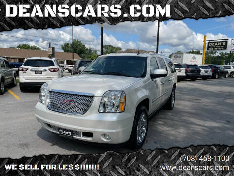 2011 GMC Yukon XL for sale at DEANSCARS.COM in Bridgeview IL