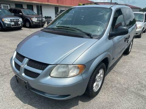 2003 Dodge Caravan for sale at Best Buy Auto Sales in Murphysboro IL