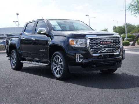 2021 GMC Canyon for sale at CarFinancer.com in Peoria AZ