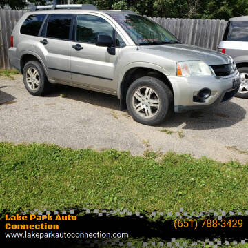 2006 Mitsubishi Endeavor for sale at Lake Park Auto Connection in Lake Park MN