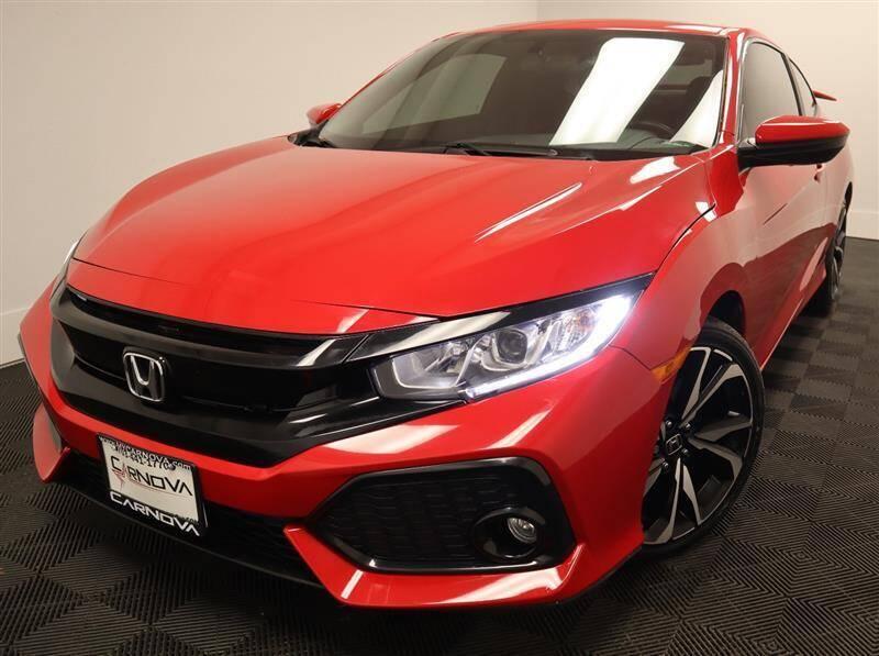 2019 Honda Civic for sale at CarNova in Stafford VA