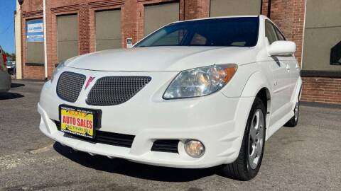 2006 Pontiac Vibe for sale at Rocky's Auto Sales in Worcester MA