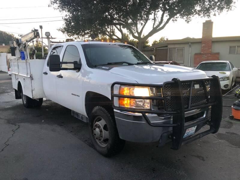 2014 Chevrolet Silverado 3500HD CC for sale at EKE Motorsports Inc. in El Cerrito CA
