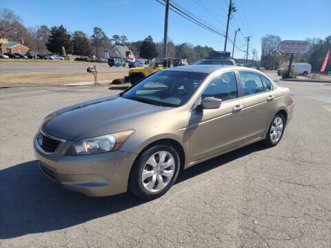 2009 Honda Accord for sale at CVC AUTO SALES in Durham NC