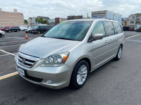 2006 Honda Odyssey for sale at DEALS ON WHEELS in Newark NJ