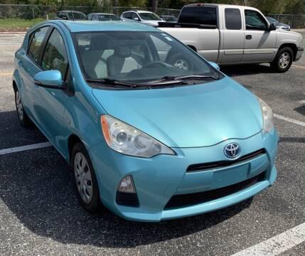 2012 Toyota Prius c for sale at Cobalt Cars in Atlanta GA