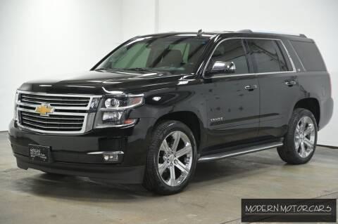 2015 Chevrolet Tahoe for sale at Modern Motorcars in Nixa MO
