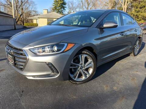 2017 Hyundai Elantra for sale at GAHANNA AUTO SALES in Gahanna OH