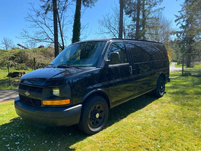 2013 Chevrolet Express Cargo for sale at AC Enterprises in Oregon City OR