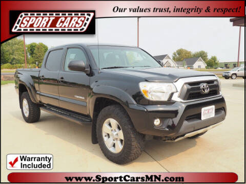 2015 Toyota Tacoma for sale at SPORT CARS in Norwood MN