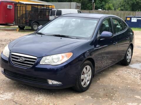 2009 Hyundai Elantra for sale at Preferable Auto LLC in Houston TX