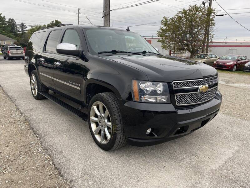 2011 Chevrolet Suburban for sale at 2EZ Auto Sales in Indianapolis IN