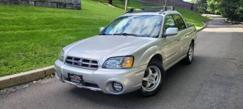 2003 Subaru Baja for sale at ENVY MOTORS LLC in Paterson NJ